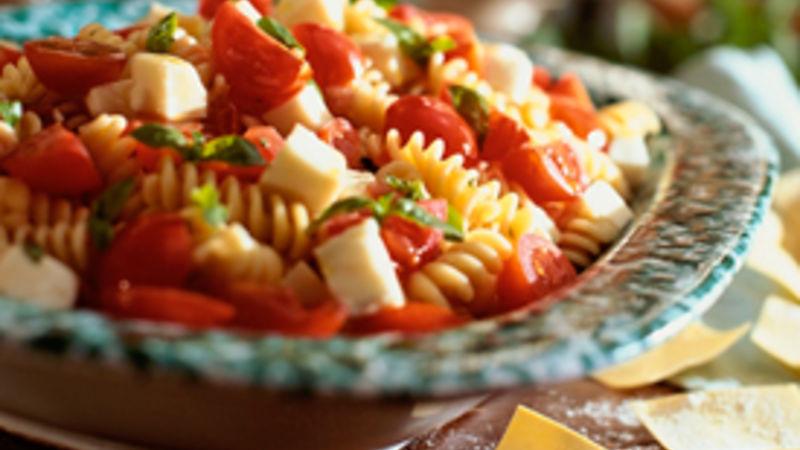 Tomato Caprese Pasta Sauce