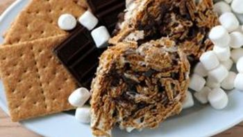 Golden Grahams™ S'mores Roll-Ups
