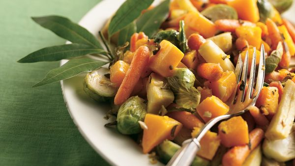 Vegetarian Dishes to Indulge in Fall Produce   Que Rica Vida