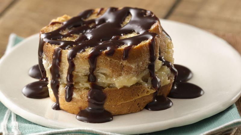 Boston Cream French Toast