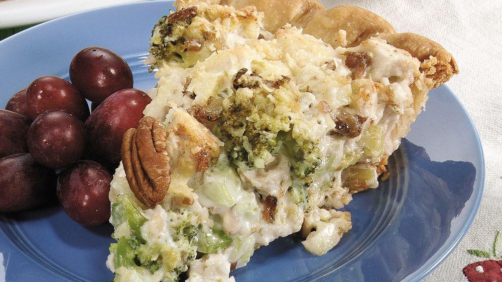 Napa Valley Chicken Salad Pie
