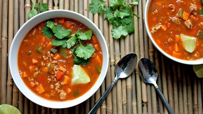 Easy Thai Chili