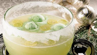 Gluten-Free Frosty Citrus Punch
