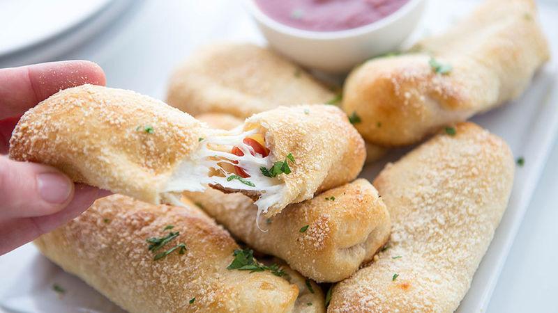 Parmesan Pizza Sticks
