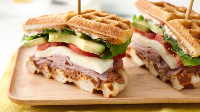 Grands!™ Latin Waffle Sandwiches