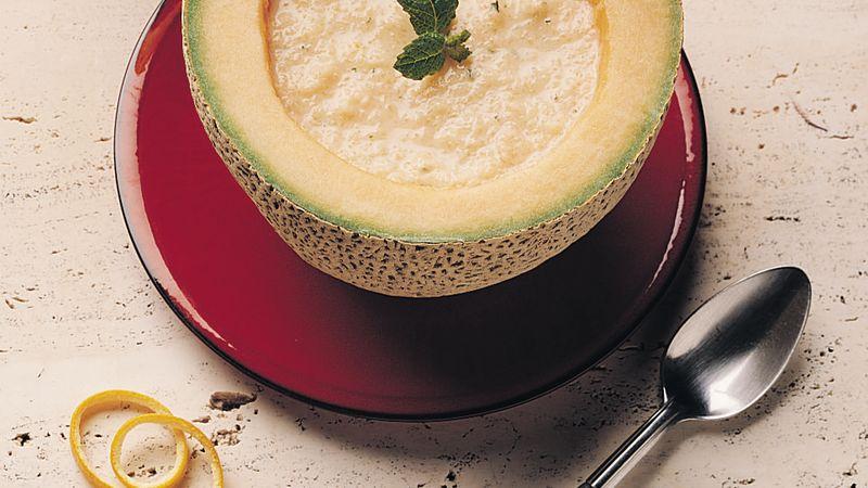 Santa Fe Melon Soup