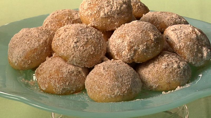 Cousin Donna's Almond Cookies