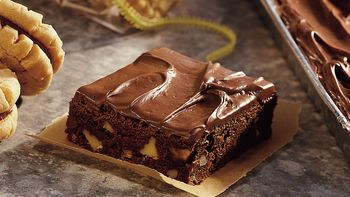 Triple-Chocolate Brownies