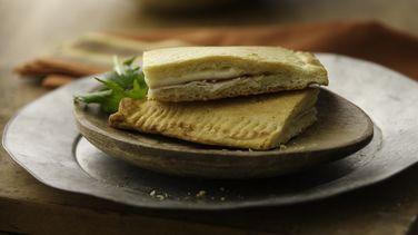 """""""Sandwich"""" Horneado a la Cordon Bleu"""