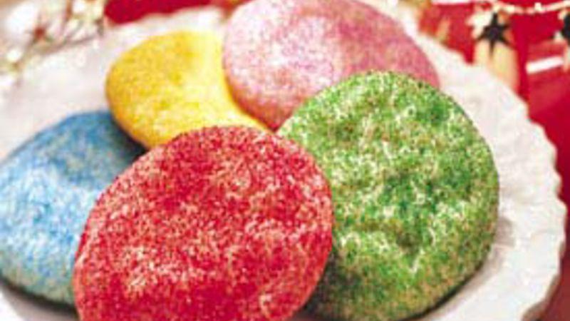 Sparkle Cookies
