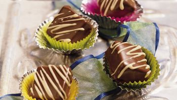 Chocolate Peanut Butter Candies