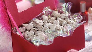 Gluten-Free Pink Powder Puff Crunch