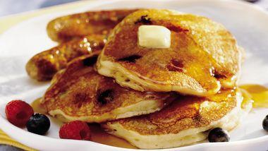 Bumbleberry Pancakes