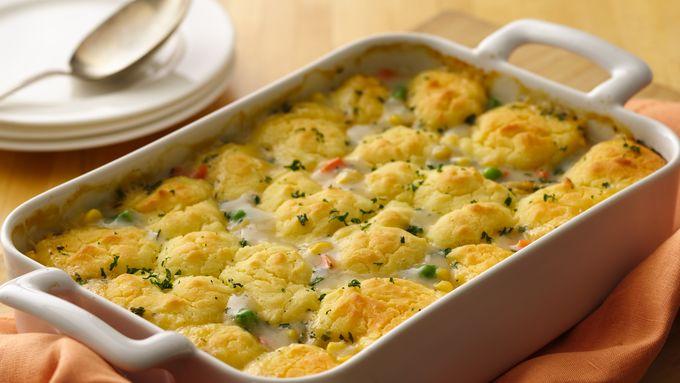 Gluten-Free Chicken and Vegetable Pot Pie