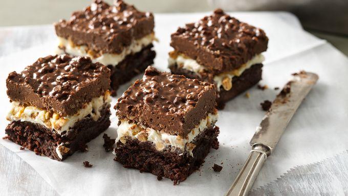 German Chocolate Cream Cheese Swirl Cake