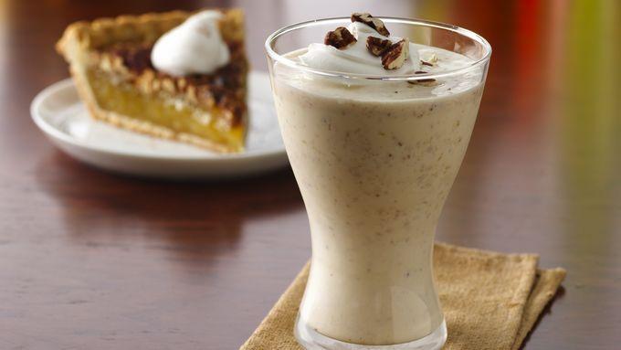 Bourbon Pecan Pie Milkshakes