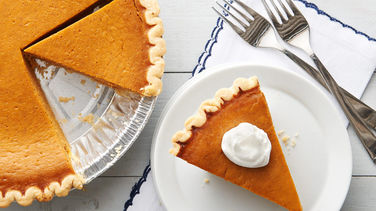 Easiest-Ever Pumpkin Pie