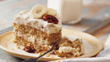 Praline and Cream Shortcake