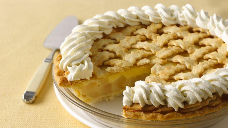 Pear Cream Pie