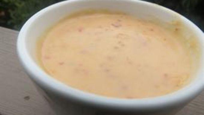 Sambal Cheese Sauce