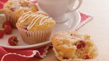 Raspberry-White Chocolate Muffins