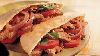Flank Steak Sandwiches