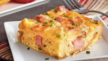 Croque Monsieur Strata