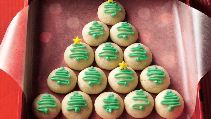 Almond Tree Cookies