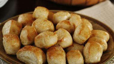 Hot Pretzel Bites