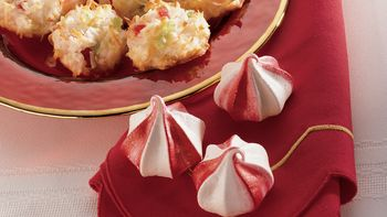 Holiday Meringues