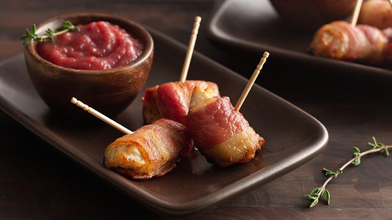 Bacon-Turkey Bites