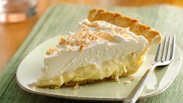 Creamy Coconut Pie