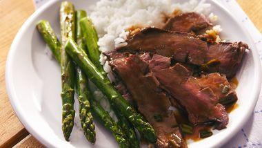 Grilled Korean Steak