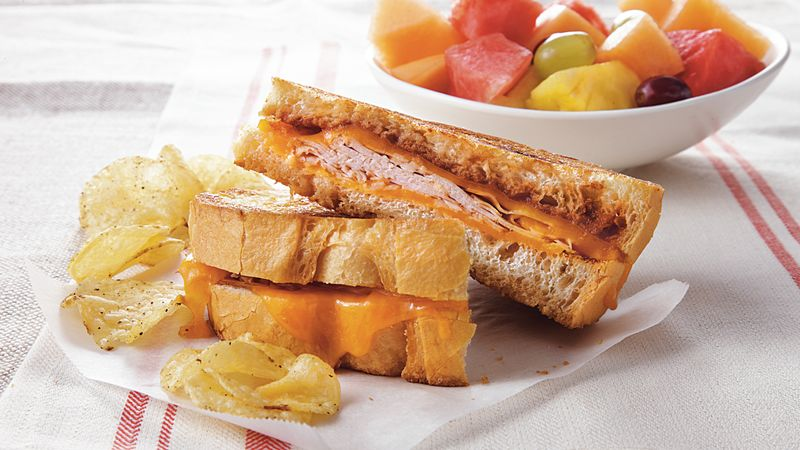 Not Your Mother's Grilled Cheese Sandwich