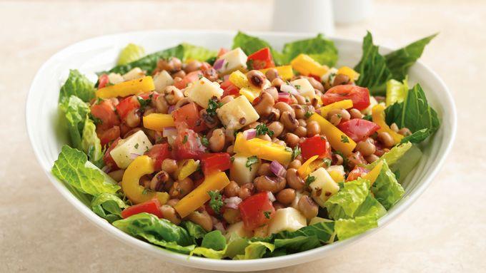 Black-Eyed Pea Salad Bowl