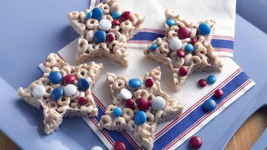 No-Bake 3-Ingredient Cheerios™ Bars