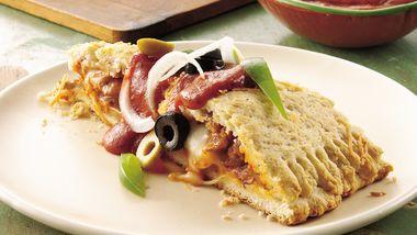 Sausage Calzone
