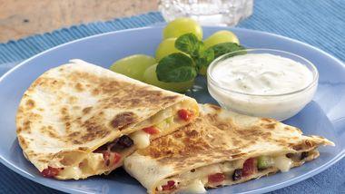 Greek Quesadillas