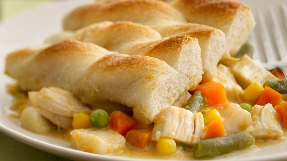 So-Easy Chicken Pot Pie