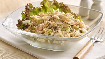 Orzo and Tuna Salad