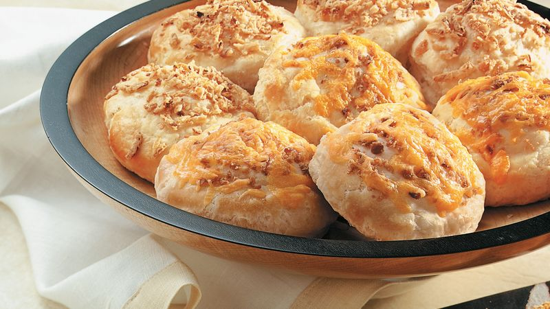 Cheddar and Bacon Biscuits