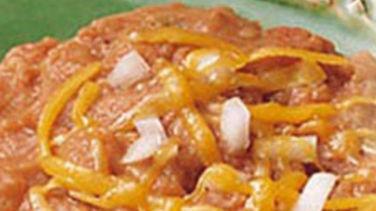 Fiesta Refried Beans