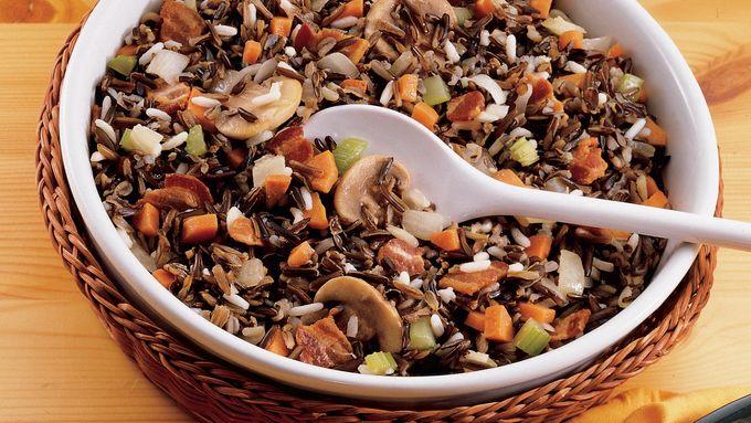 Wild Rice Casserole