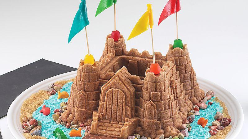 Knight S Castle Cake Recipe From Betty Crocker