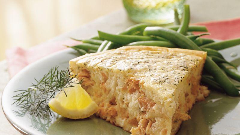 Easy Salmon Puff