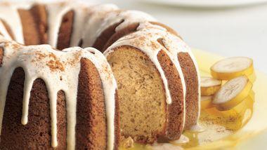 Banana-Cinnamon Cake