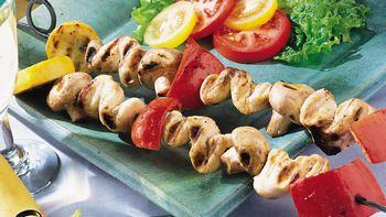 Creole Chicken Kabobs
