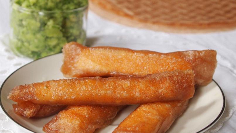 Gluten-Free Tequeños