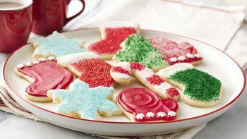 Christmas Sugar Cookie Cutouts