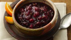 Salsa de  Arándanos (Cranberries) para el Dia de Acción de Gracias